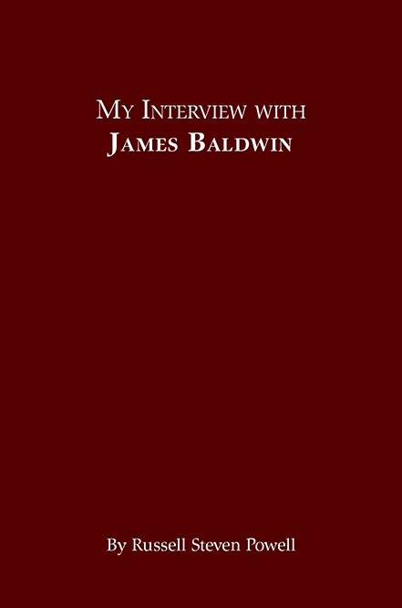 My Interview with James Baldwin cover