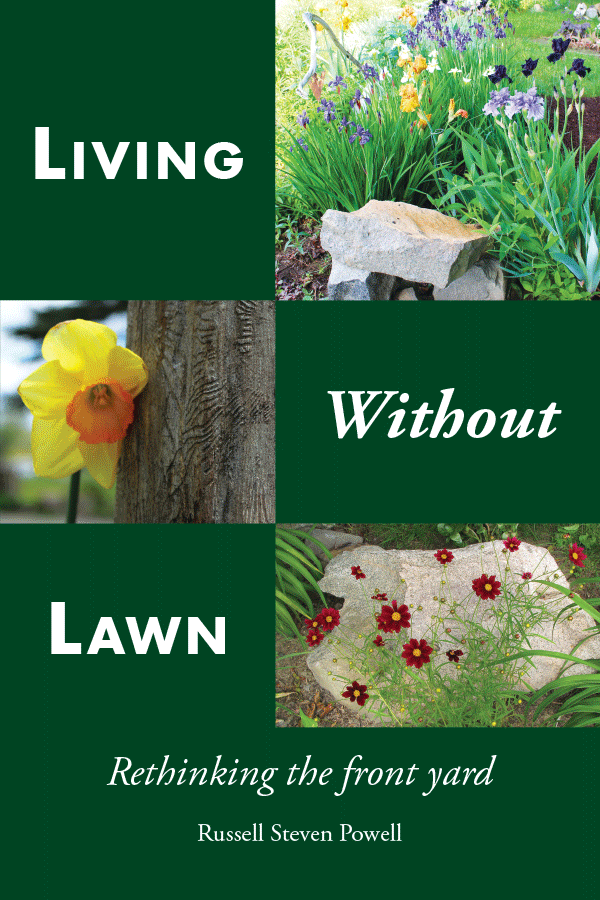 Living Without Lawn cover